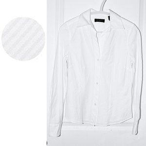 Context (Lord & Taylor) Diag. Shadow-Stripe Blouse